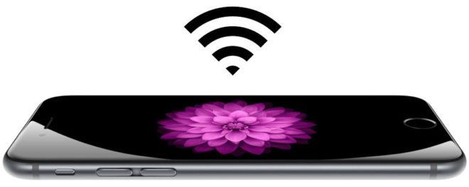 Схематическая визуализация wi-fi