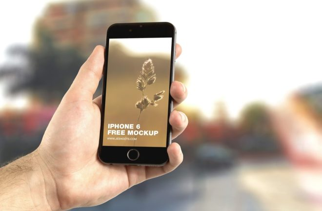 внешний вид iphone 6