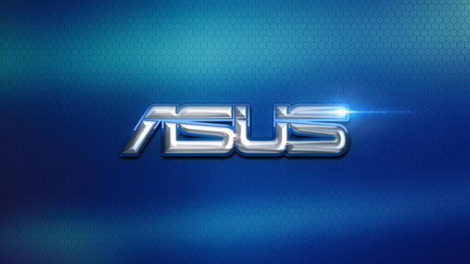 логотип asus