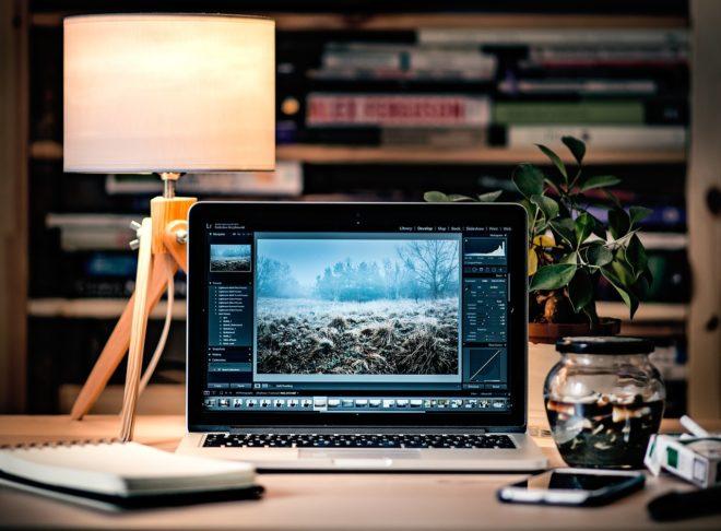 внешний вид ноутбука