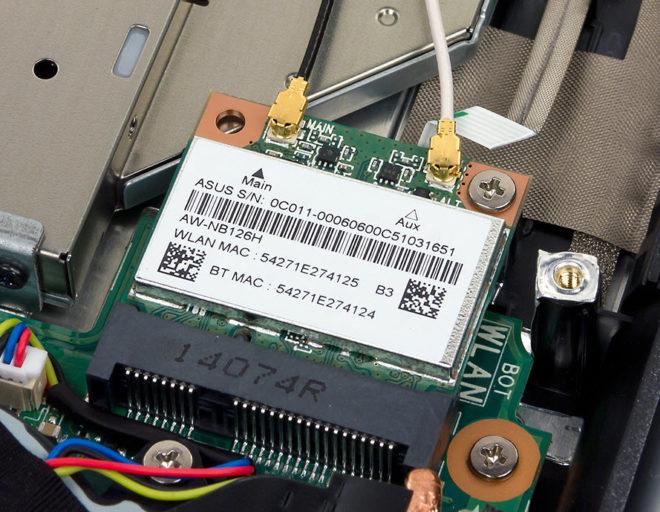 wi-fi модуль ноутбука