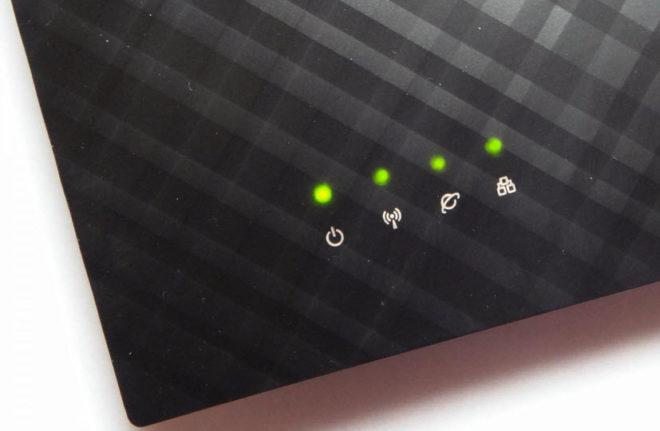 Светодиоды на передней панели asus rt n11p