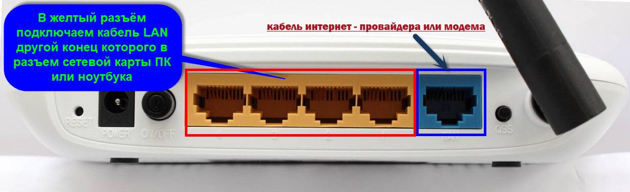 Настройка популярного роутера TP-Link WR740N - инструкция с изображениями